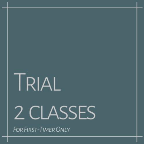 The Battleground Trial: 2 CLASSES