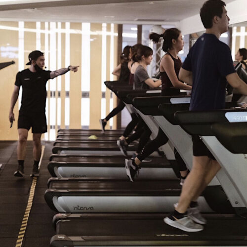 ONLINE Workout Package (31 May – 13 June) Via ZOOM