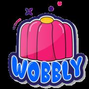 wobbly transparent
